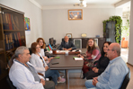 Regular meeting of Academic Council of the Institute of Radiation Problems of ANAS was held