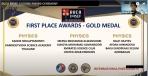 Radiasiya Problemləri İnstitutunda hazırlanan layihə  beynəlxalq olimpiadada qızıl medal qazanıb