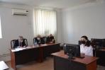 В Институте проведен вступительный экзамен в докторантуру