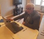 Член-корреспондент НАНА Ислам Мустафаев принял участие на международной видеоконференции