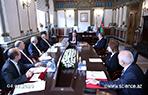 The meeting of the Presidium of ANAS