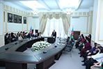 Presidium of ANAS hosted an event dedicated to International Women's Day - March 8