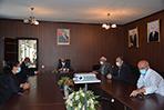 Состоялось обсуждение экологического мониторинга на освобожденных от оккупации территориях