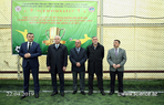 VI International Inter-institutional Football Championship of the Young Scientists and Specialists of ANAS opened