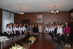The Institute was organized a seminar for pupils