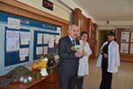 В Институте состоялось мероприятие в связи со «Всемирным Днём Гражданской Обороны»