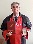 The scientist of the institute was awarded an international medal